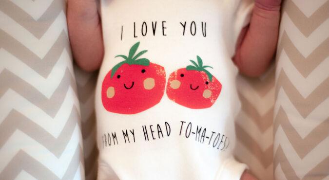 Comprar la ropa de bebé