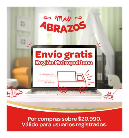 Envíos gratis en la Región Metropolitana