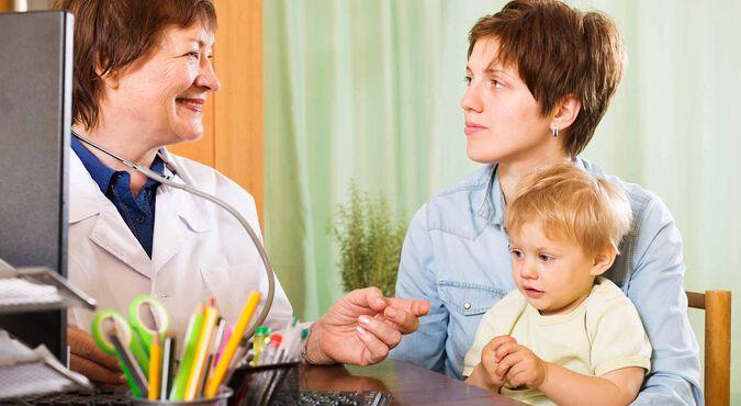 Preguntas al pediatra
