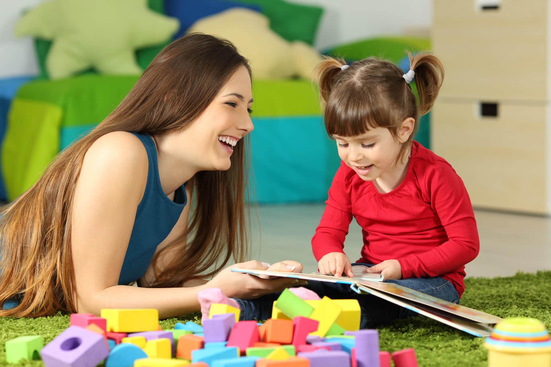 Beneficios de una niñera para tu bebé