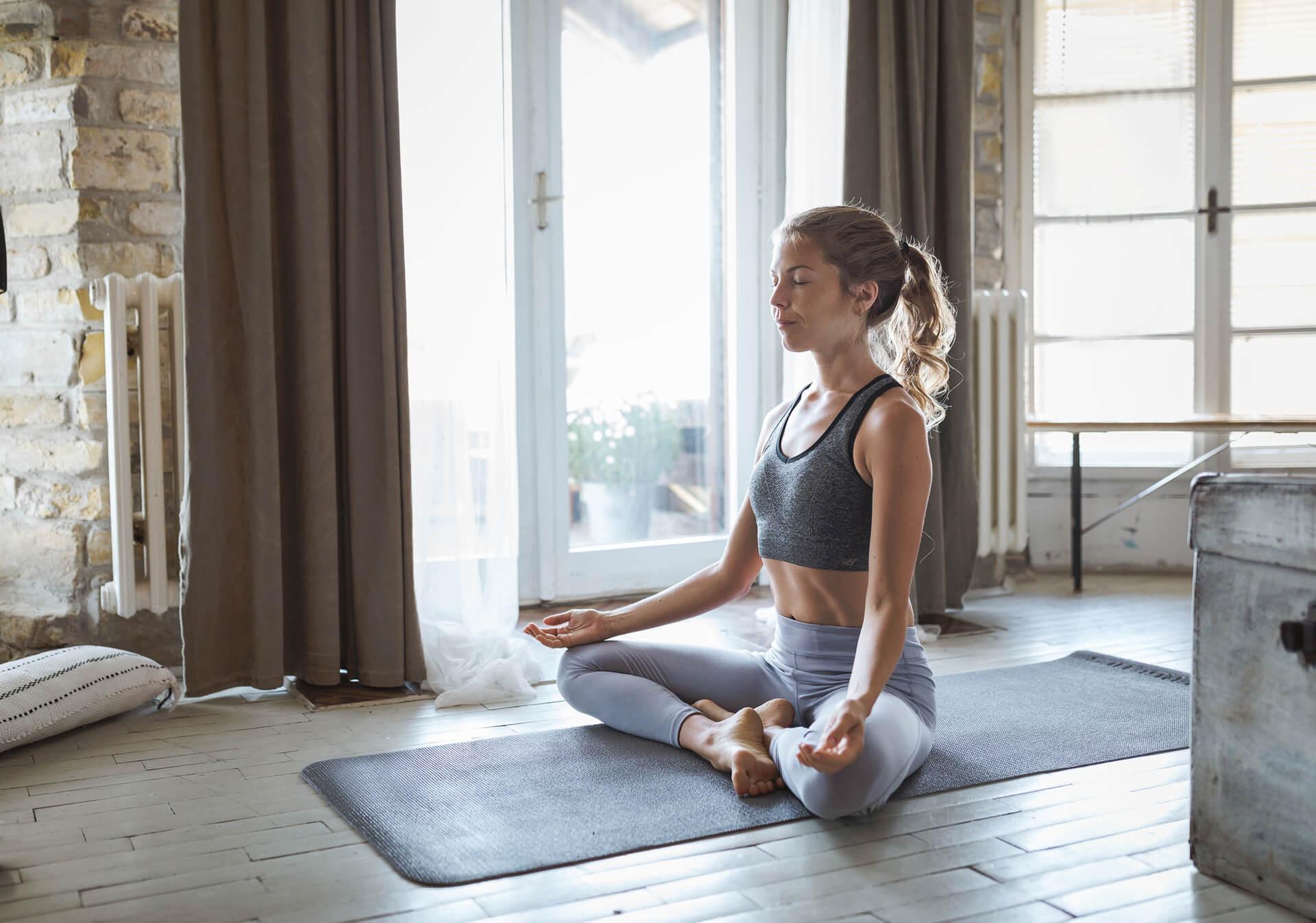 Yoga cuerpo y flexibilidad